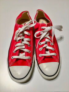 All Star Converse Chuck Taylors - Red
