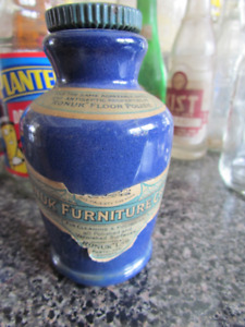 Nice Vintage Pottery / Ceramic Bottle for Display or Re-Purpose