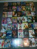 Over 50 DVDs - Movies and TV Shows - Incredible Price