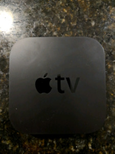 Apple TV - Second Generation