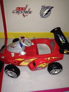 Disney Cars Lightning McQueen Electric ride-on car