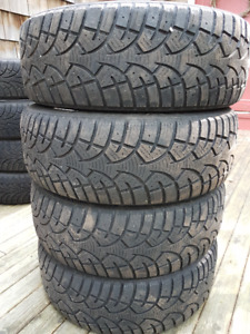 6 Winter Tires for sale