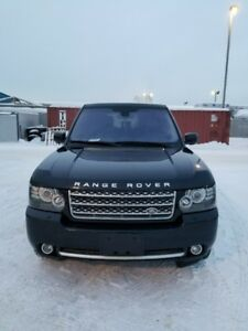 2012 Land Rover Range Rover Full Size Supercharged SUV