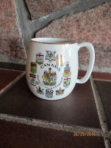 1867 - 1967 CANADA Centennial Coffee Mug - NEW Peterborough Peterborough Area image 1