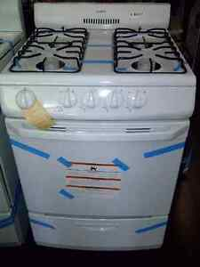 Stove 24 inch Apt Size - Gas or Propane