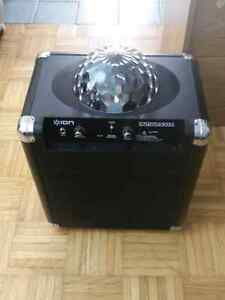 "Ion * "" Party rocker"" model: IPA-22,  in excellent condition."