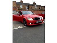 Mercedes Benz C Class 2.1 C220 CDI BlueEFFICIENCY Sport 4dr