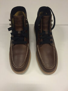 Timberland New Market Moc Toe shoes Brown