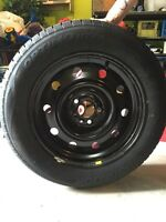 Dodge Charger tire