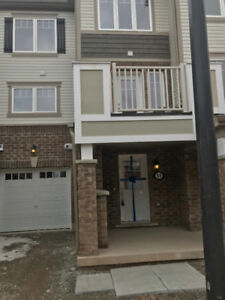 Brand New Town Home for Lease in Waterdown