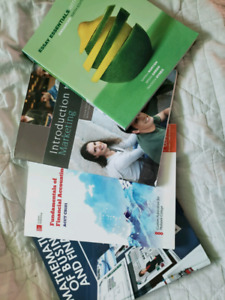 Business (general) -320 mohawk college textbooks
