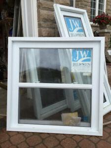 Vinyl Jeld Wen Windows