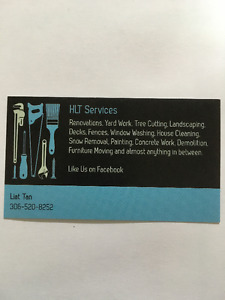 HLT Services Do almost anything guy
