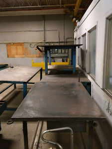 Welding (4) tables