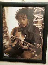Bob Marley frame