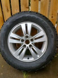 """Kia 16"""" alloy wheel x 1 £30ono"""