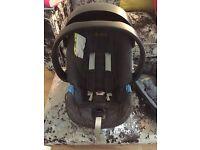 Cybex Aton Denim Car seat upto 13kg