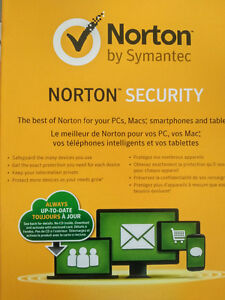 Norton Internet Security 5 devices 1 year subsription
