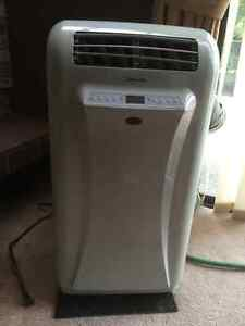Air Conditioner by Silhouette