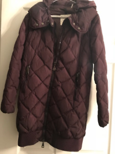 Moncler ladies long jacket