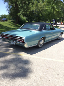 rare 67 Ford Thunderbird 428 interceptor