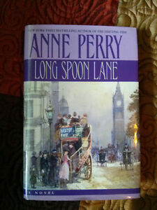 Book - Anne Perry Long Spoon Lane