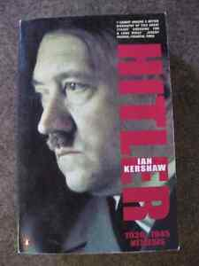 Hitler, 1936-1945 by Ian Kershaw Paperback Book (English) West Island Greater Montréal image 1