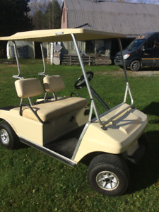 Always DREAMED about owning your own GOLF CART?
