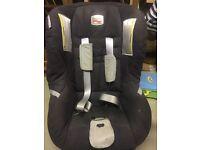 Britax car seat 9kg-18kg