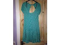 Pretty warehouse dress- never worn!