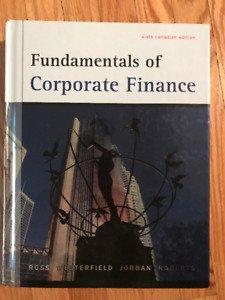Fundamentals of Corporate Finance - Sixth Canadian Edition