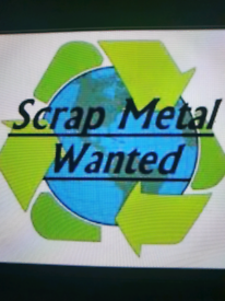 FREE SCRAP METAL COLLECTION ALL LONDON AREAS