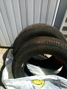 195/60/R15  2 tires for sale