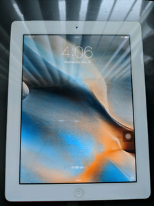 iPad 4th Generation Wifi + Cellular 32Gb Perfect Condition