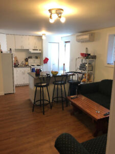 INCLUSIVE Bright Open Concept 2 Bedroom Suite January 1st 2018