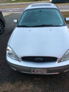 2007 Ford Taurus SEL sorry it's sold