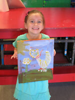 Artsense Preschool Summer Day Camp for 4-6 years