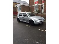 Vw golf 1.9 Tdi Swap or Sale Full service history