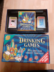 Adults drinking game