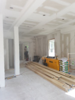 For All Your Drywall Needs - Superlative Finishing Guaranteed!