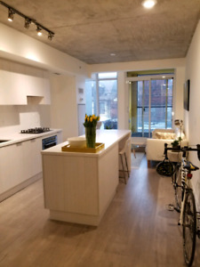 1 bed Ossington Condo for rent w/parking $2350