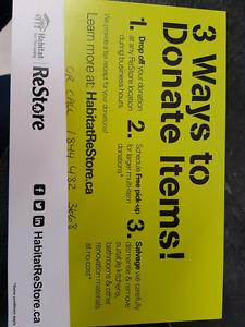 Donations Wanted @HFHGTA Restore Etobicoke