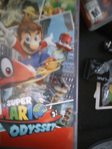 Mario odyssey for sale\trade