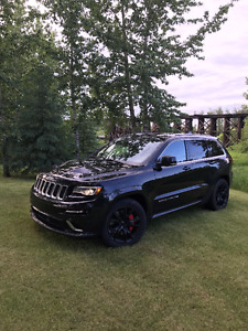 2014 Jeep Grand Cherokee SRT SUV,