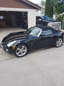 2006 Pontiac Solstice Convertible -Safetied- 33707kms!