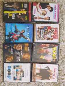 Dvds only watched once.. $2 each