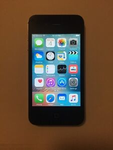 iPhone 4s 16GB Mint Condition Rogers / Chatr