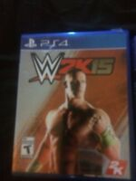 Wwe 2k15 for playstation 4