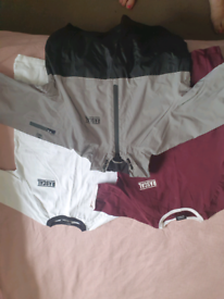 Larg Boys North Face and Rascal Clothing