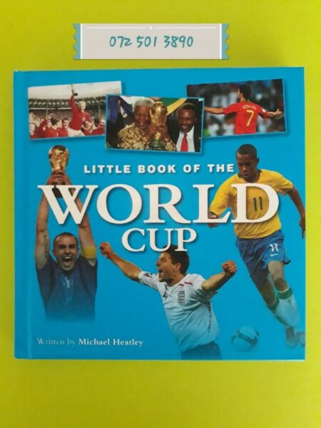 Little Book Of The World Cup - Michael Heatley.